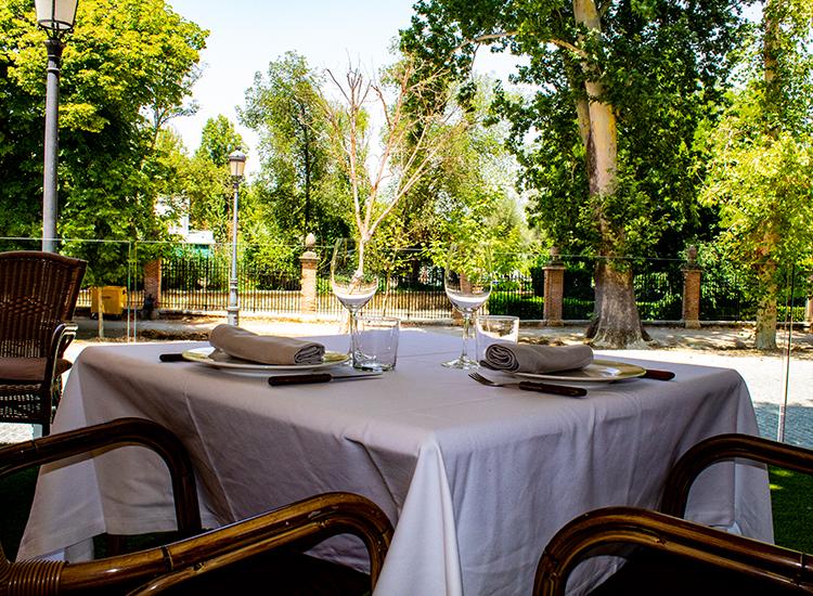 Restaurantes en Aranjuez: El Corral de la Abuela